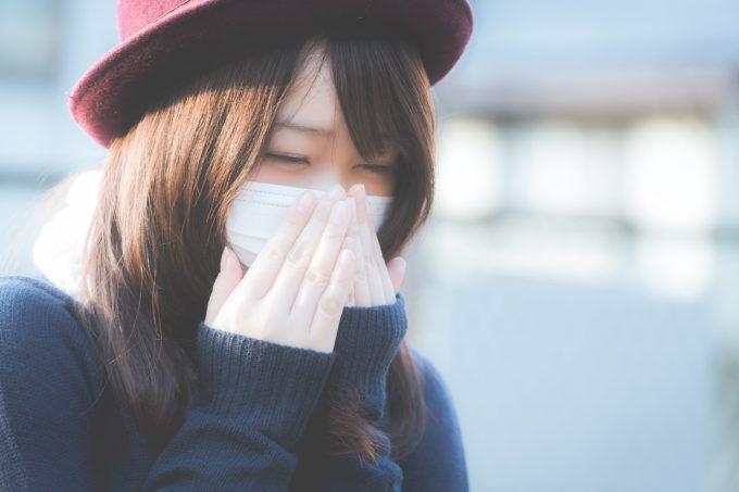 つらい鼻のアレルギー症状